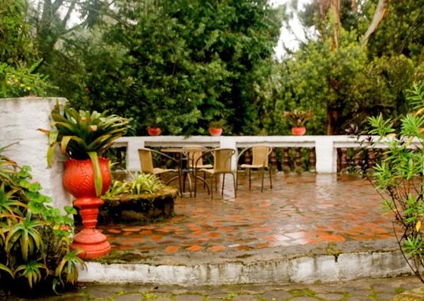 San Jorge Lodge Garden
