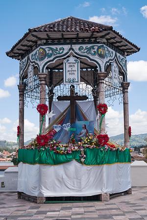 Cruz de Vado in Cuenca