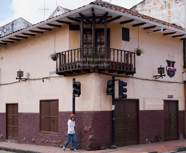Cuenca, the Athens of Ecuador