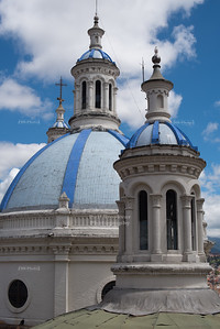 Cupolas of Cuenca