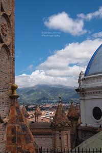 Over the Rooftops of Cuenca