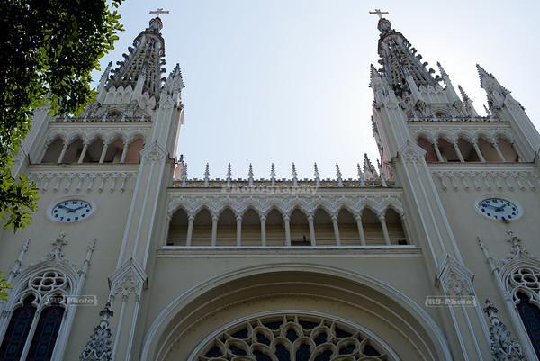 San Pedro Apostol Metropolitan Cathedral Guayaquil