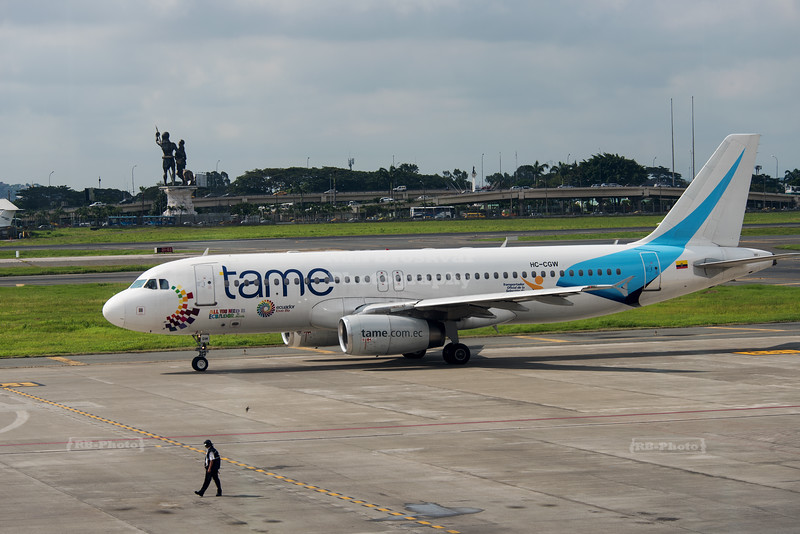 Tame Airlines Airbus A320