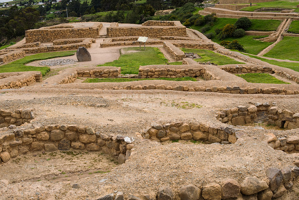 Ingapirca Inca Ruins