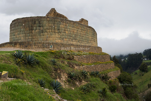 Temple of the Sun at Ingapirca