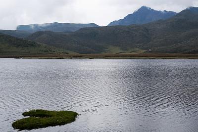 Limpiopungo Lagoon