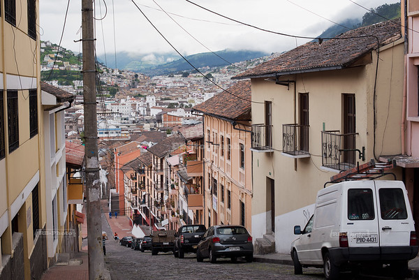 Quito's Historic Old Town