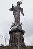 The Winged Virgin of Quito