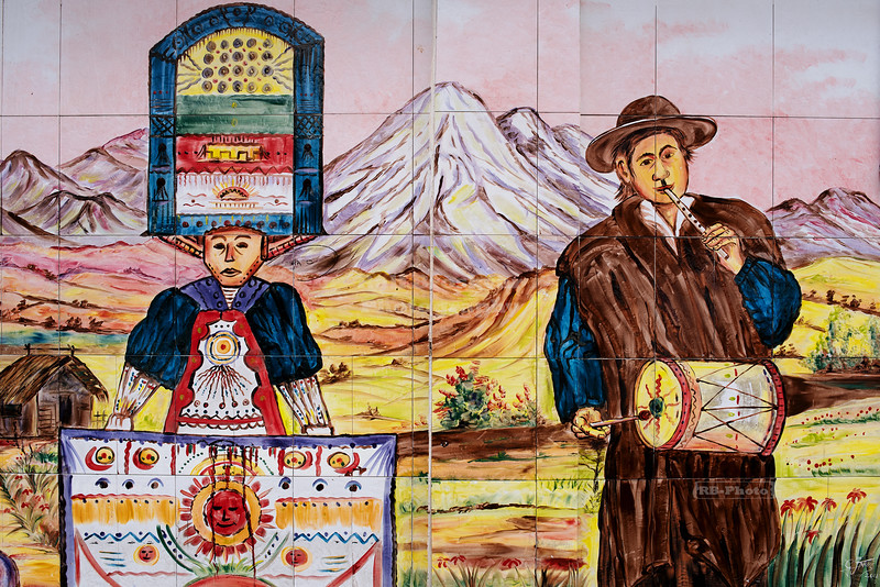 Artisan Market in Quito