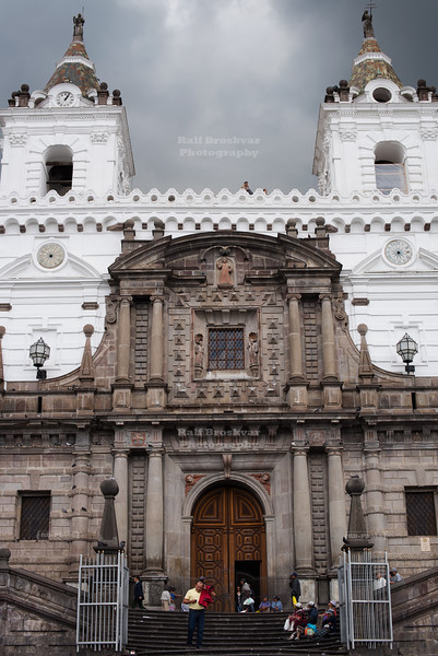 San Francisco Church and Convent in Quito