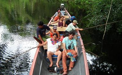Fishing for Piranha fish