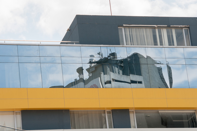 • Location - Quito, Ecuador<br /> • Interesting reflection
