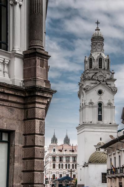 • Location - Quito, Ecuador<br /> • De San Francisco Church