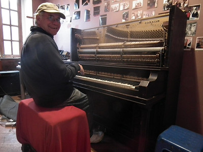 I have yet to find an in tune piano.