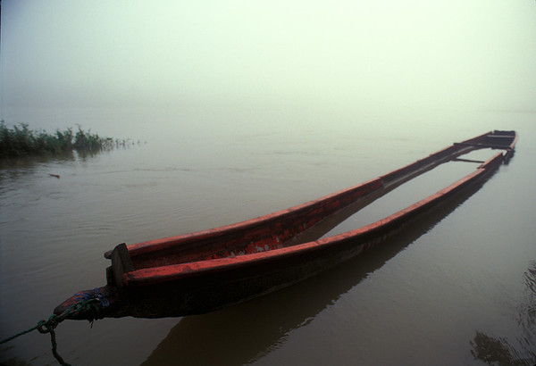 Rio Napo and Amazonas