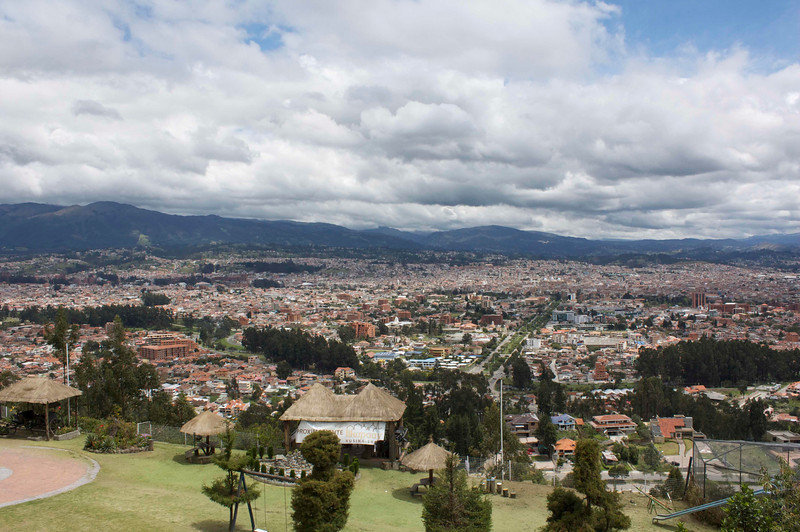 Turi, outside of Cuenca, Ecuador
