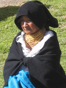 Goud. Otavalo, Ecuador.