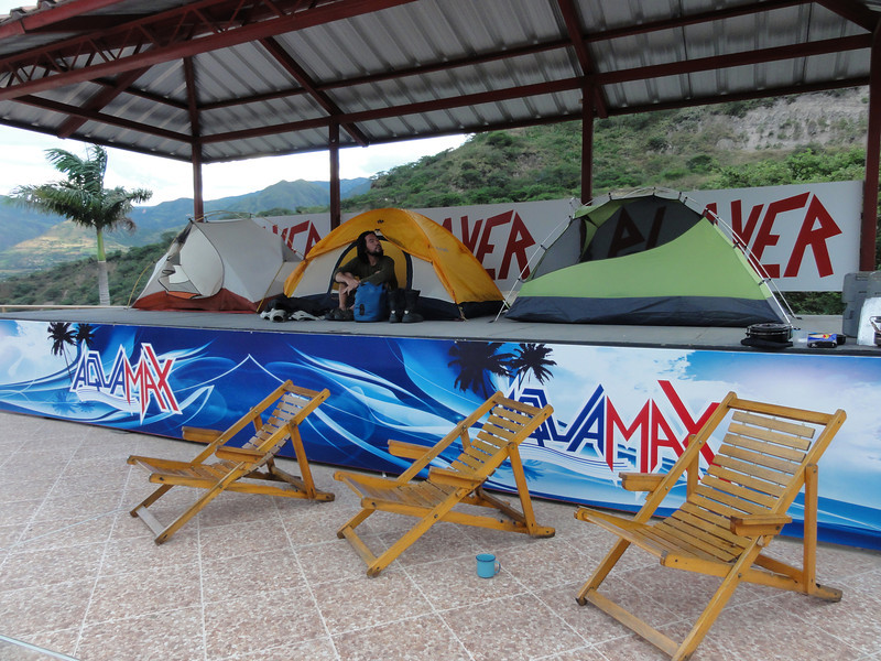 Parque Extremo camping