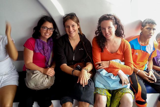 Ayngelina Brogan, Cat LaPuma, Kim Mance