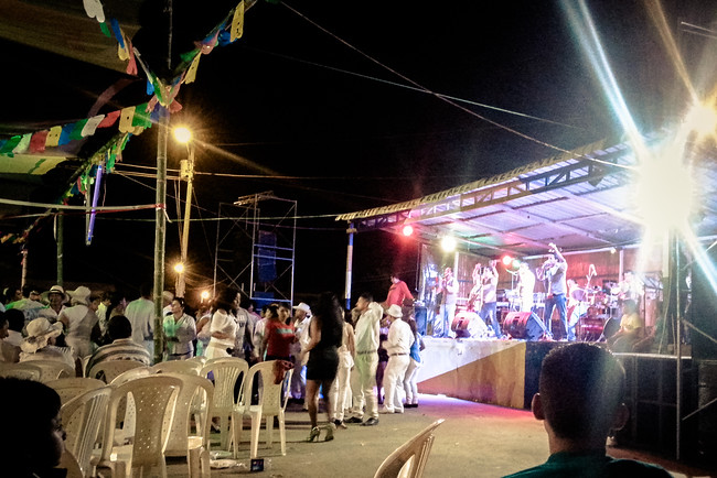 Canoa festival
