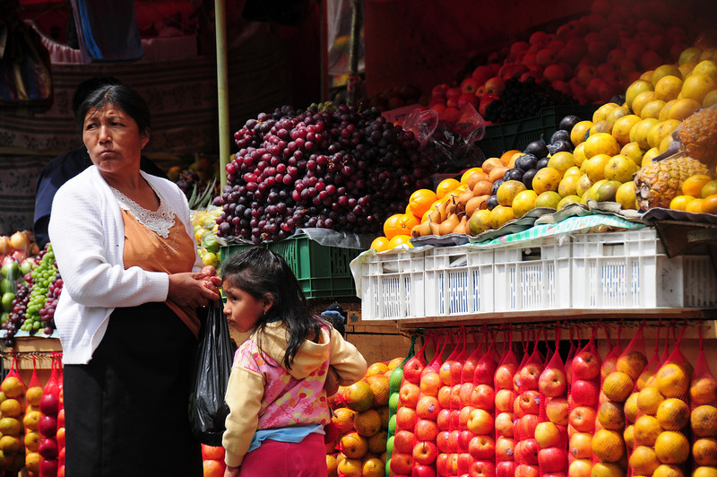 Otavalo Saturday Market