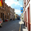 The streets of Cuenca