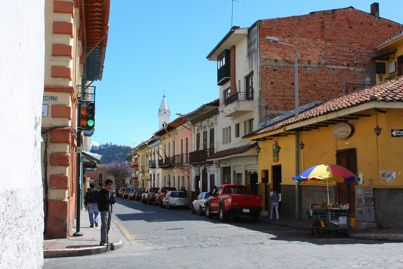 Down town Cuenca