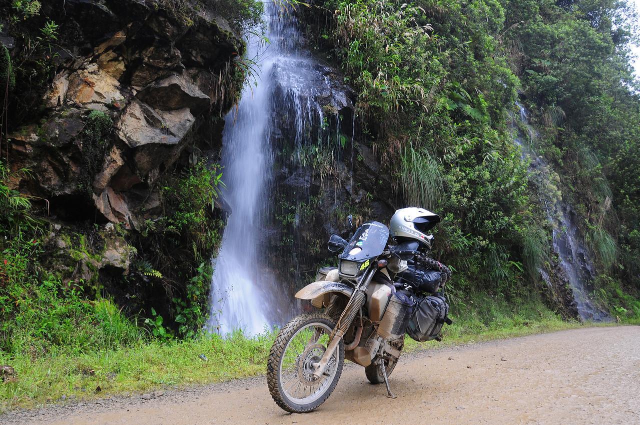 Gualaquiza -  Sigsig Road