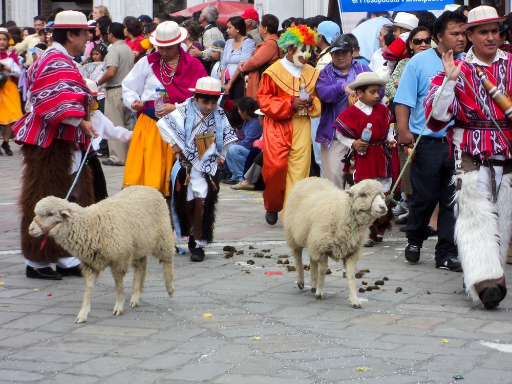 Christmas in Ecuador is a special time, learn about the unique traditions of Christmas in Ecuador.