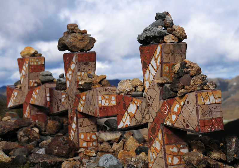 'Tres Cruces',  Cajas NP