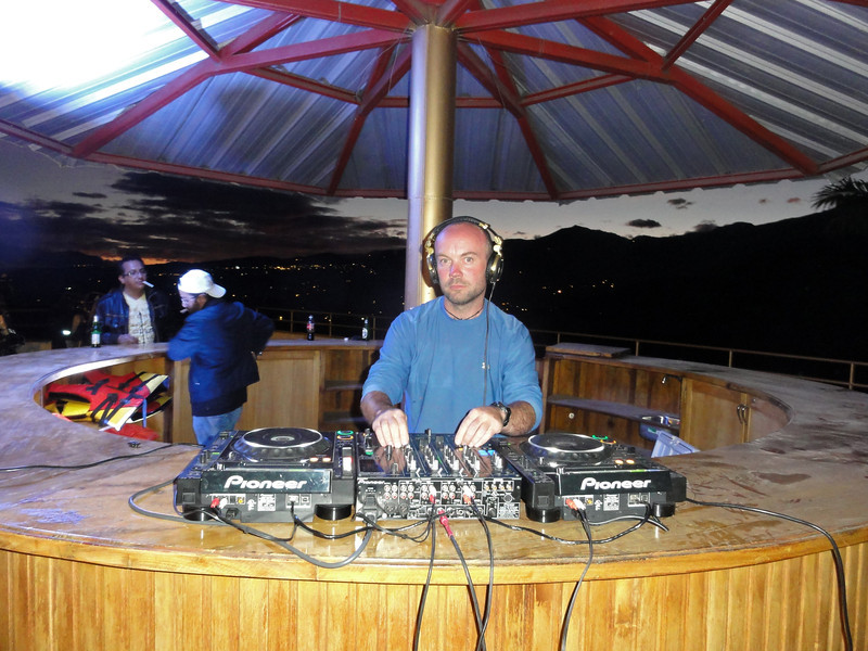 Amateur mix at Parque Extremo