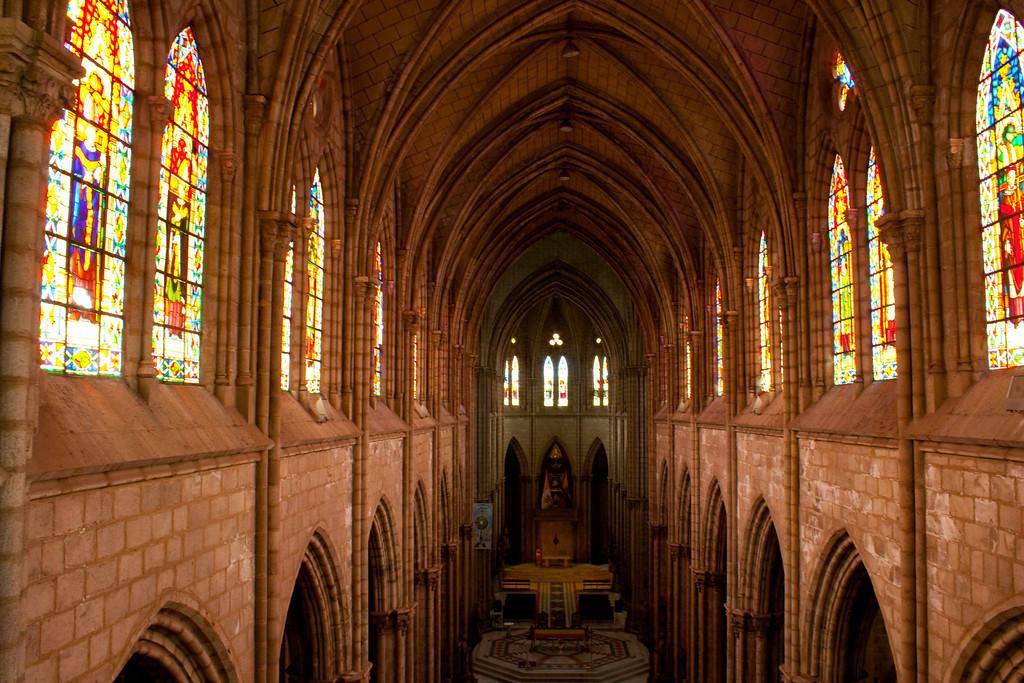 Basilica Quito