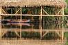 Canoas en el Río Napo
