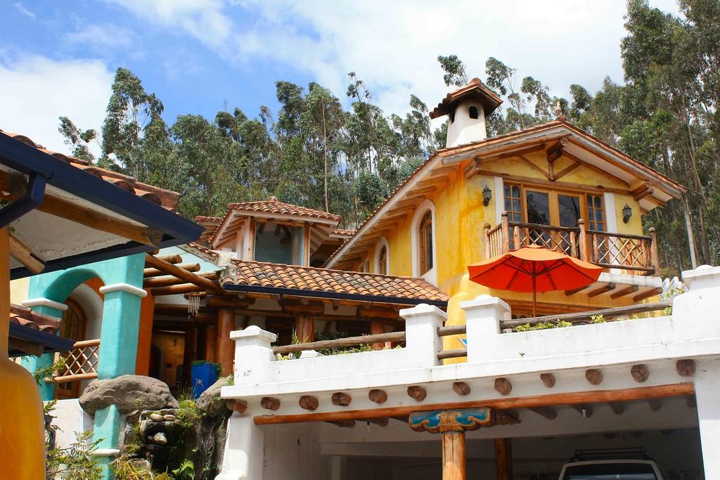 Casa Sol, Otavalo, Ecuador