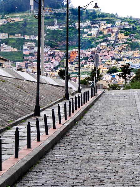 Ecuador/Galapagos Islands OAT Trip, May 2015.  Quito.