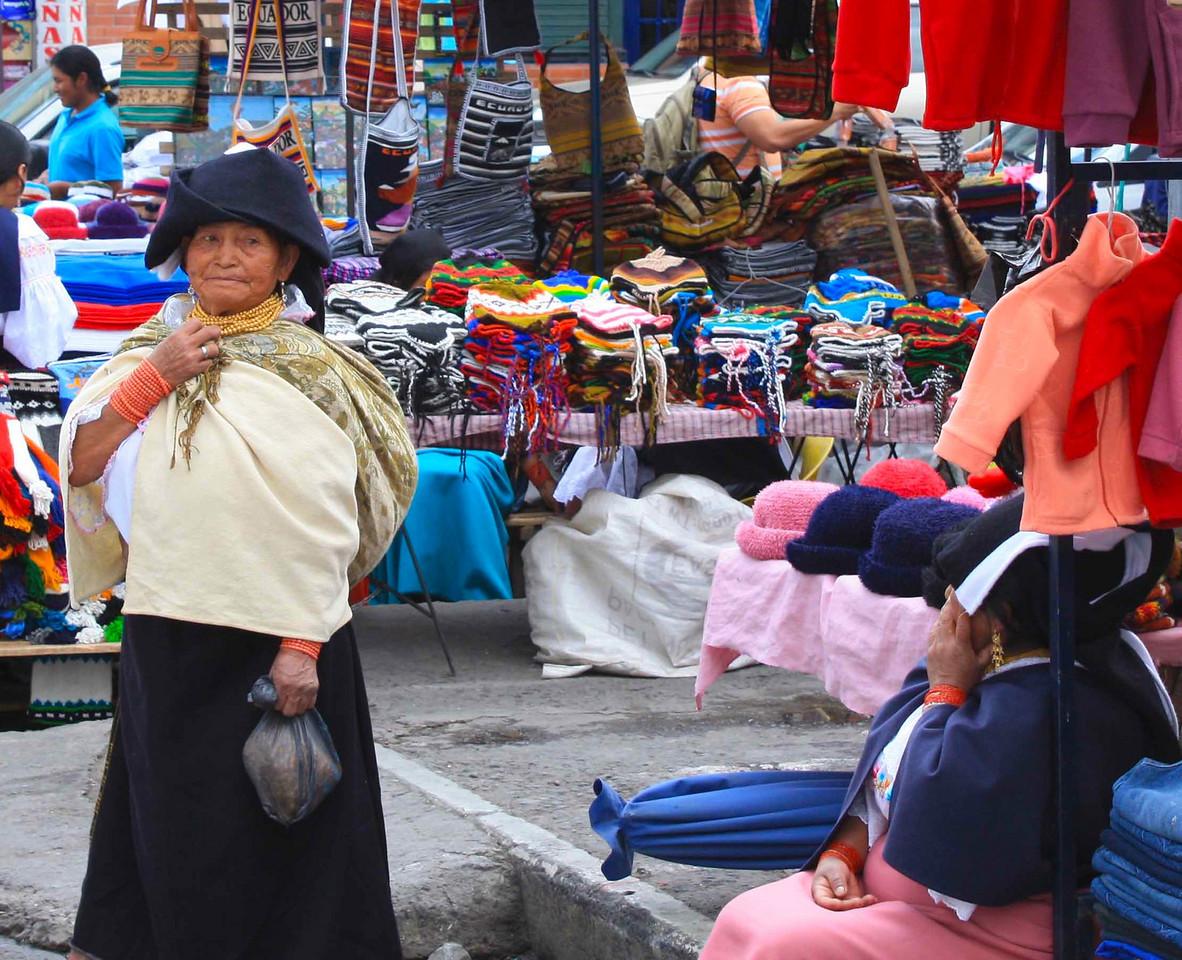 Otavalan lady