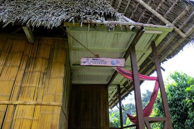 My cabin.