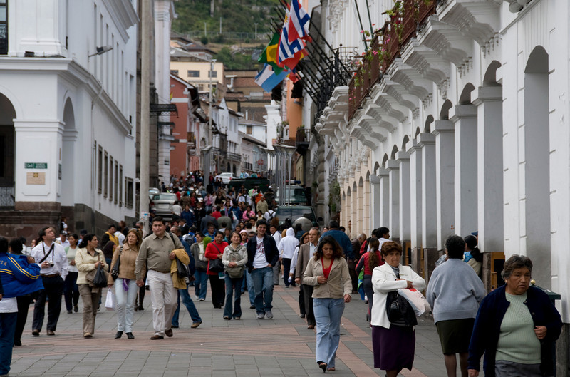 "Quito ""Old Town"""