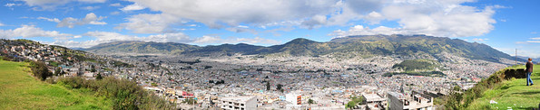 Overlook at Quito