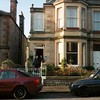 Kenvie guest house in Edinburgh.