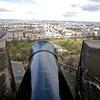 En 1296 Edward I de Inglaterra invade Escocia y toma l Castillo de Edimurgo. En la noche del 14 de Marzo de 1314, Sir Thomas Randolph, el sobrino del Rey Robert The Bruce y sus hombres suben por la pared norte del Castillo y toman por sorpresa al batallon y recuperan el Castillo.
