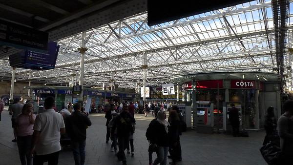 Edinburgh Scotland August 2016