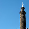 Nelson's Tower on Calton Hill