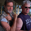 middle-aged beach bad-asses