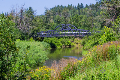 Bridge at Whitemud Park