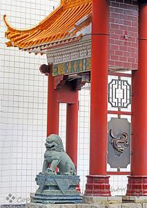Harbin Gate Detail