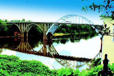 Selma, Alabama - Edmund Pettus Bridge