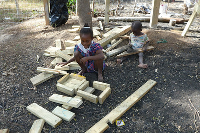 alll children love blocks