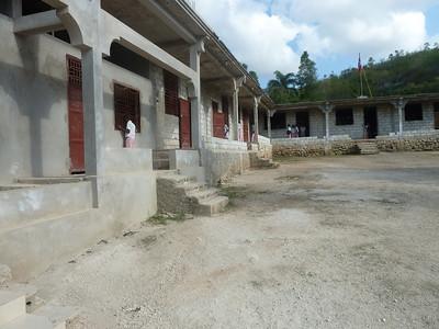 Fond Doux classrooms