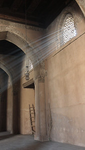 Mosque of Ahmed Ibn Tulun, Cairo, Egypt